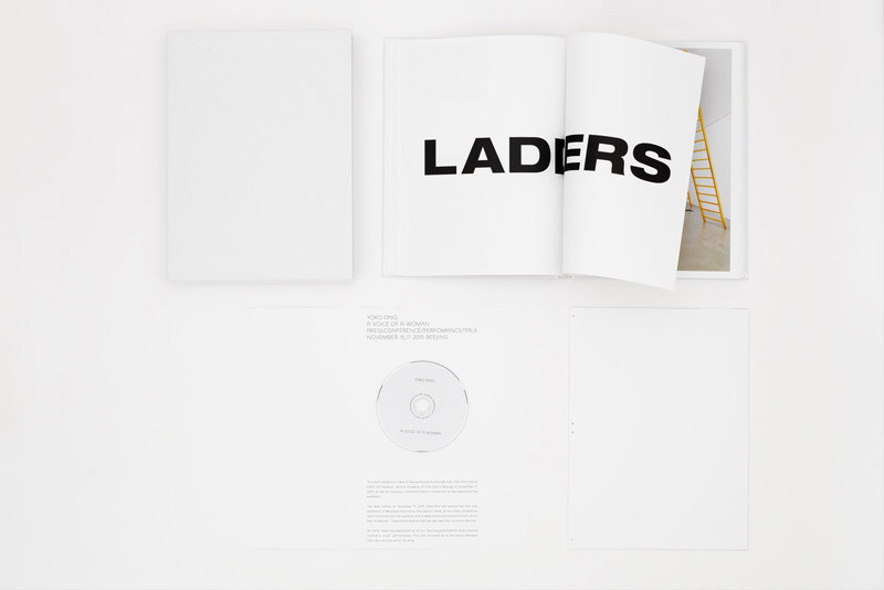 Yoko Ono Golden Ladder<br /> A voice of a woman